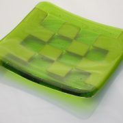 Checkerboard KiS Dish